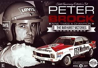 Peter Brock: Nine Times A Champion: The Bathurst Victories