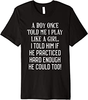 i play for him t shirt