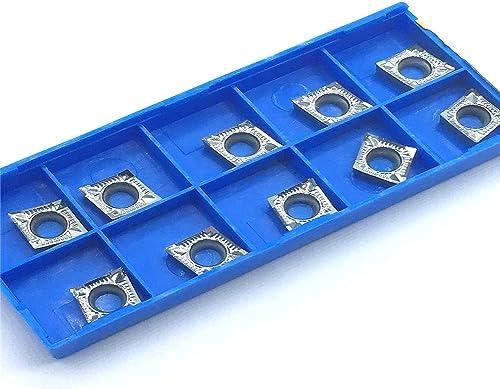 wholesale ZIMING--1 CCGT09T304-AK lowest outlet sale H01 CCGT32.51-AK H01 Aluminum Cutting Inserts 10pcs online