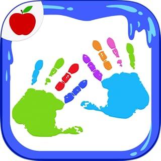 Kids Finger Painting Art Game