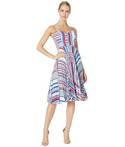 Parker Magna Dress (Striped) Women