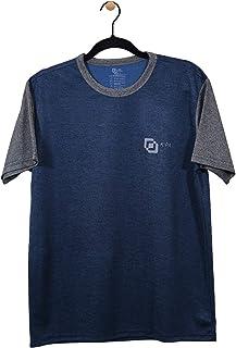 KIPA Double Tone Round Neck T-Shirt -