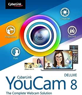 CyberLink YouCam 8 Deluxe [PC Download]