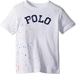 Polo Ralph Lauren Kids - Paint-Splatter Cotton T-Shirt (Toddler)