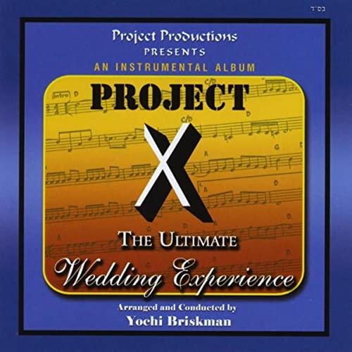 Project X - The Ultimate Wedding Experience by Yochi