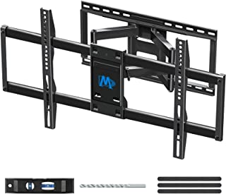 Mounting Dream TV Wall Mount TV Bracket for 42-84 Inch TVs, Universal Full Motion TV Mount with Articulating Arms, Max VES...