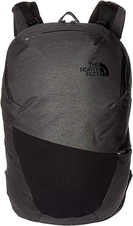 Asphalt Grey Light Heather/TNF Black