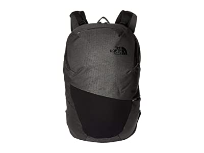 The North Face Aurora (Asphalt Grey Light Heather/TNF Black) Backpack Bags