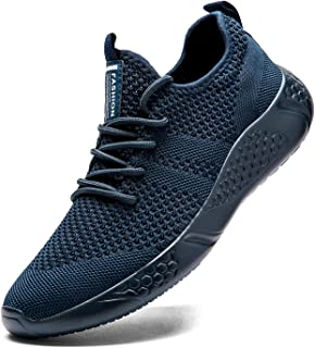 Homme Running Sport Chaussure Detente Fitness Sneakers Mesh Gym Outdoor Trail Elastique Tennis Training Jogging Walking Ba...