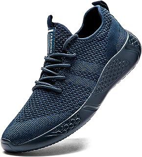 Damyuan Scarpe da Running Corsa Uomo Ginnastica Camminata Casual Jogging Trekking Tennis TRAI Mesh Basket Sport Outdoor Fi...