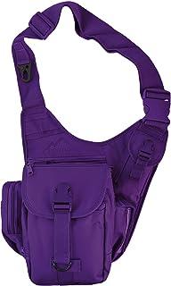 normani Schultertasche, Multifunktions Umhängetasche für Damen und Herren Military Tactical Rucksack Brusttasche Sling Bag...