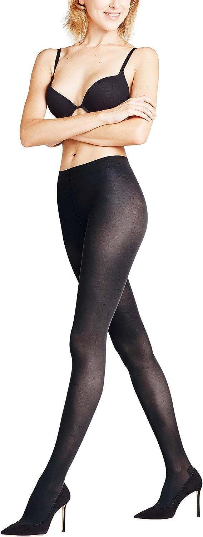 Falke Women's Leg Vitalizer 40 Semi Opaque Compression Tights 40546 M Black