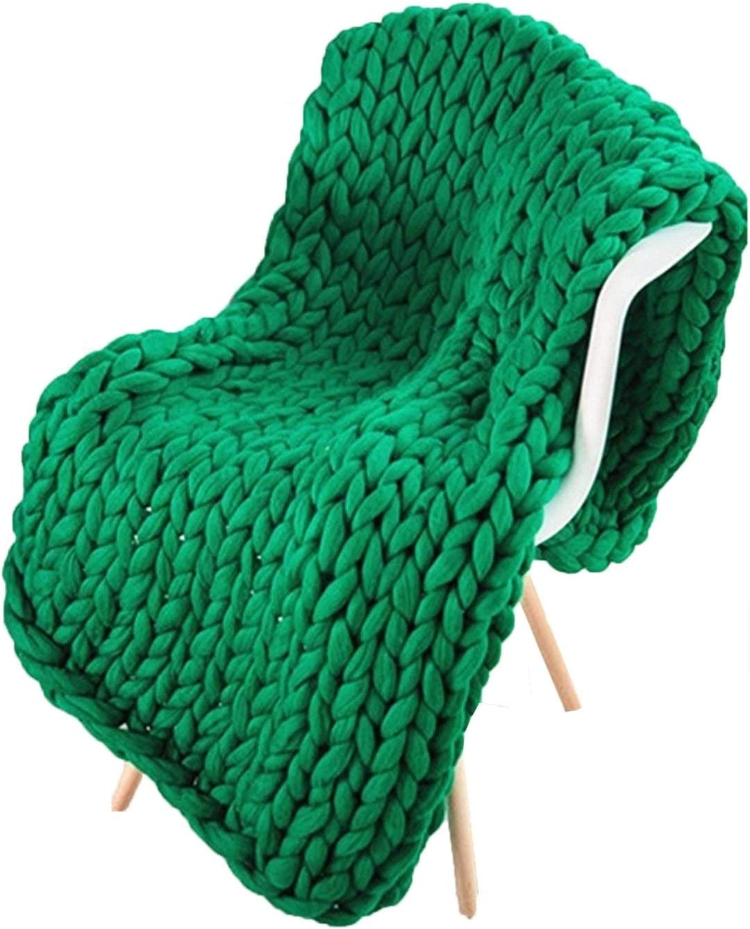 ZCXBHD Chunky Knit Blanket 2021 Fashion Bulky H Knitted Throw Max 44% OFF