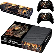 Bloodborne Vinyl Skin Cover Stickers Decal For Xbox One Console & Kinect & 2 Controller by Mr Wonderful Skin