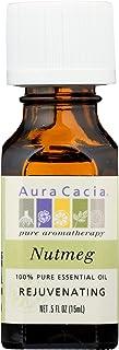 Aura Cacia Essential Oil Nutmeg .5oz