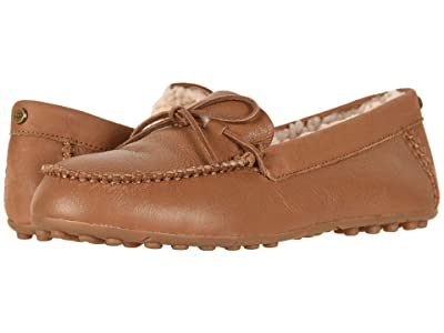 UGG Deluxe Loafer (Chestnut) Women