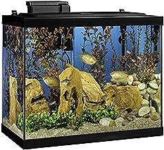 Tetra 20 Gallon Complete Aquarium Kit w/ filter heater LED & plants