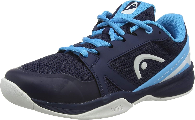 HEAD Unisex-Child Sprint 2.5 Carpet Tennis Shoe