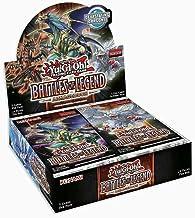 Yugioh Battles of Legend Armageddon Booster Box - 24 Packs of 5 Cards