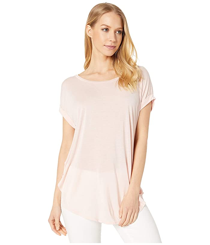 LAmade Cutie MicroModal Top (Spanish Villa) Women's T Shirt