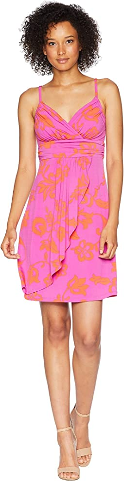 San Lucia Draped Sundress