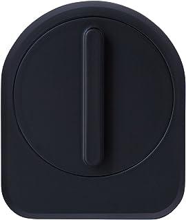 【Works with Alexa認定製品】 セサミ スマートロック本体 マットブラック 取付工具不要 スマートフォンでドアを施錠解錠 Google Assistant/Siriショートカット/Apple Watch/IFTTT対応