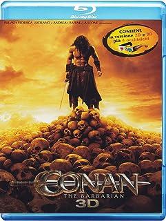 Conan The Barbarian (3D) (Blu-Ray+Occhiali) [Blu-ray]