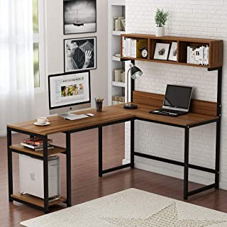 Best corner office desk and hutch Reviews