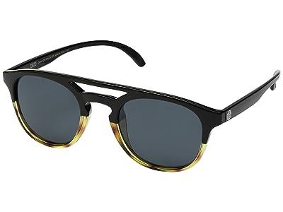 Sunski Olemas Lifestyle Collection (Black/Tortoise/Slate) Sport Sunglasses