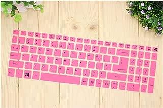 for Asus Vivobook S15 s530un S530F S530FN s530ua s530UF s530fa S530U S530 UN UA 15.6 inch Keyboard Protector Skin Cover-fadepink