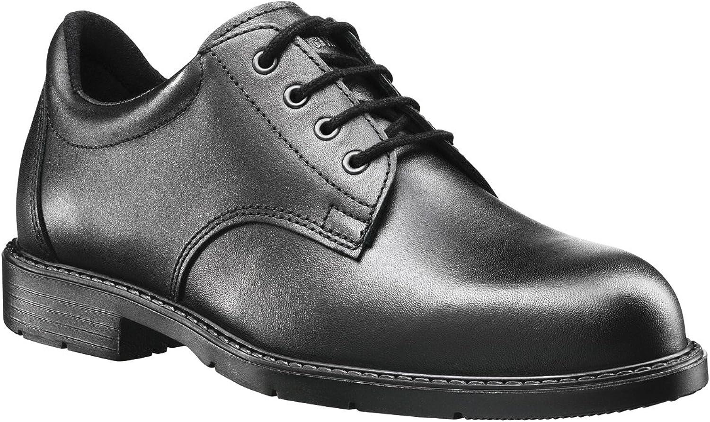 Haix , Chaussures de sécurité pour Homme Noir Noir - Noir - Noir, 8.5-43