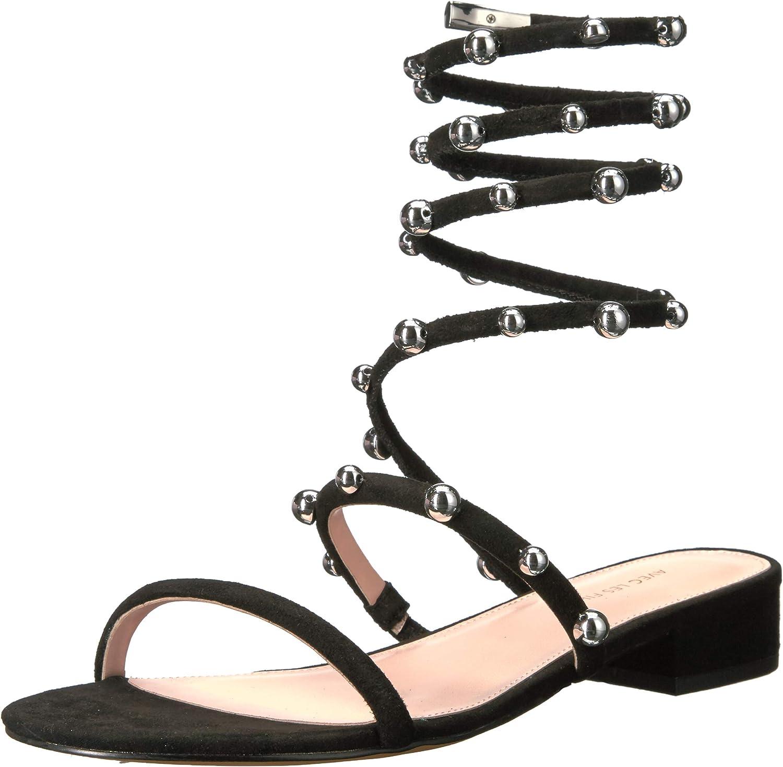 Avec Les Filles Womens Cora Flat Sandal