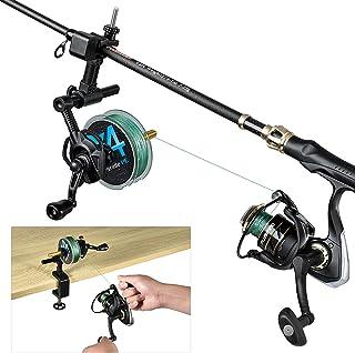 PLUSINNO Fishing Line Spooler with Unwinding Function,...