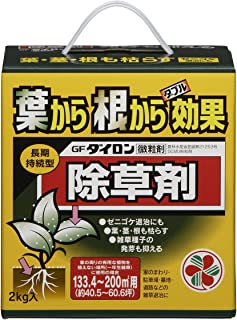 住友化学園芸 除草剤 GFダイロン微粒剤 2kg