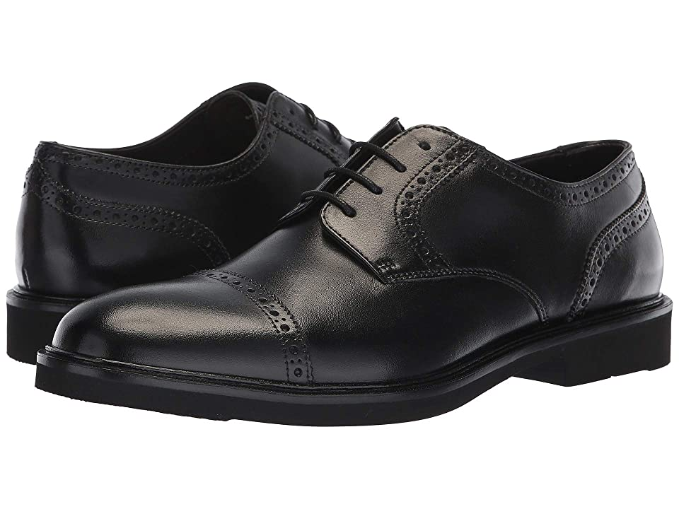 Florsheim Cleveland Cap Toe Oxford (Black) Men