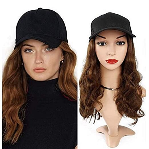 Blond in baseball cap sucks on one....