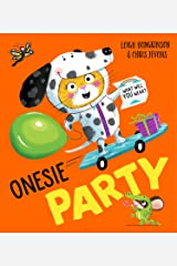 Onesie Party: What Will YOU Wear? Paperback