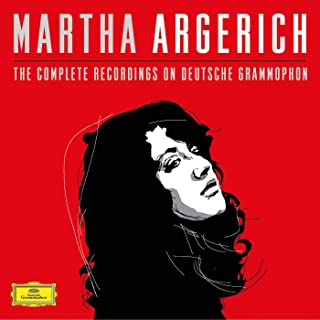 Martha Argerich: Complete Recordings On Deutsche Gramophon