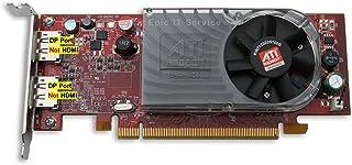 Epic IT Service - AMD Radeon HD 3470 薄型グラフィックカード ハーフサイズブラケット付き スリム/SFFサイズのコンピューターのみに対応