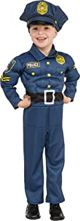 Rubies Costume Child's Top Cop Costume Extra-Small 510332_XS
