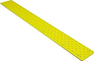 HandiTreads NST103748YLB Handi Non Slip Aluminum, Powder Coated Safety Yellow, 3.75