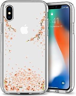 Spigen Liquid Crystal Designed for Apple iPhone XS Case transparent 057CS22121