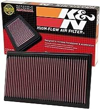 K&N engine air filter, washable and reusable:  1999-2019 Jaguar (XJ, XJR, XJR575, XF, XFR, S-type, XJ8, Vanden Plas) 33-2273