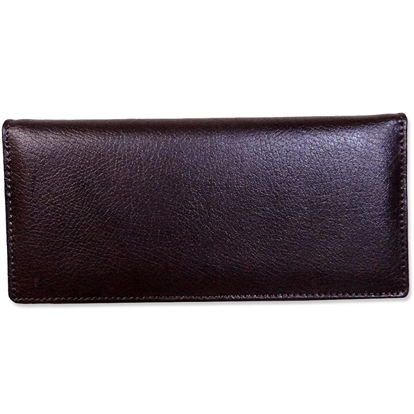 ブラシシマウマ人質長財布 メンズ 本革 革 人気 大容量 ブランド 薄い 二つ折り 牛革 小銭入れ付き