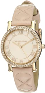 Petite Norie Watch With Mother Of Pearl Dial