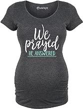 We Prayed He Answered-Maternity