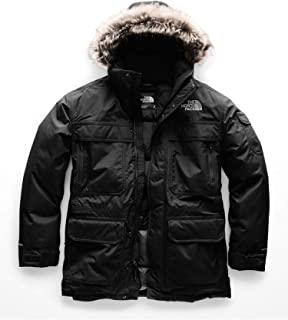 The North Face Men's B McMurdo Parka III 2Xlarge TNF Black