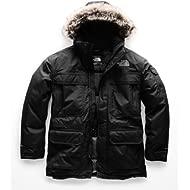 The North Face Men's B McMurdo Parka III 2Xlarge TNF Black