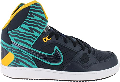 Nike Son Of Force Mid Navy Mens Trainers 44.5 EU