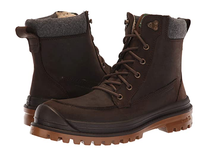 Kamik  Griffon2 (Dark Brown) Mens Cold Weather Boots